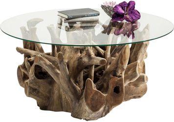 Salontafel Zwart Glas Design.Salontafels Lil Nl